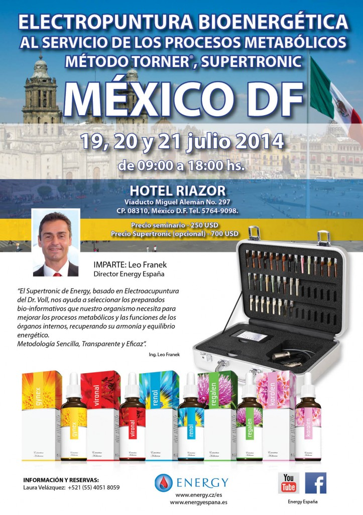 Mexico 19 20 21 julio 2014