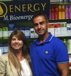 Lillian D. González. Naturópata y asesora Energy en Puerto Rico.