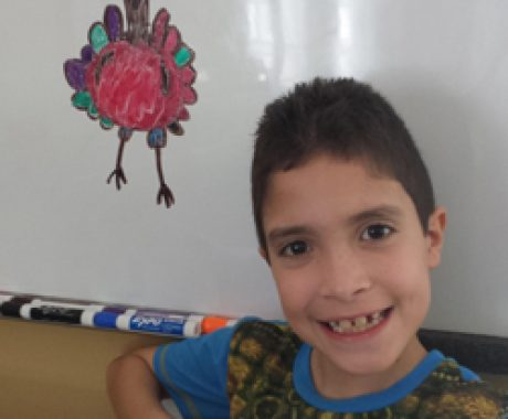 Trastornos del neurodesarrollo (niño de 10 años)