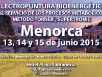 Seminario Energy (Menorca, 13, 14 y 15 de junio)