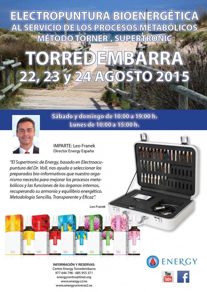 Torredembarra agosto 2015