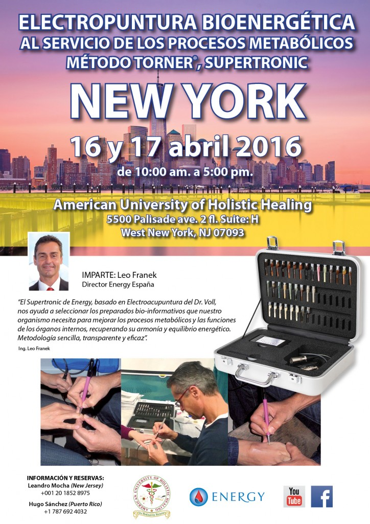 Seminario Energy New York