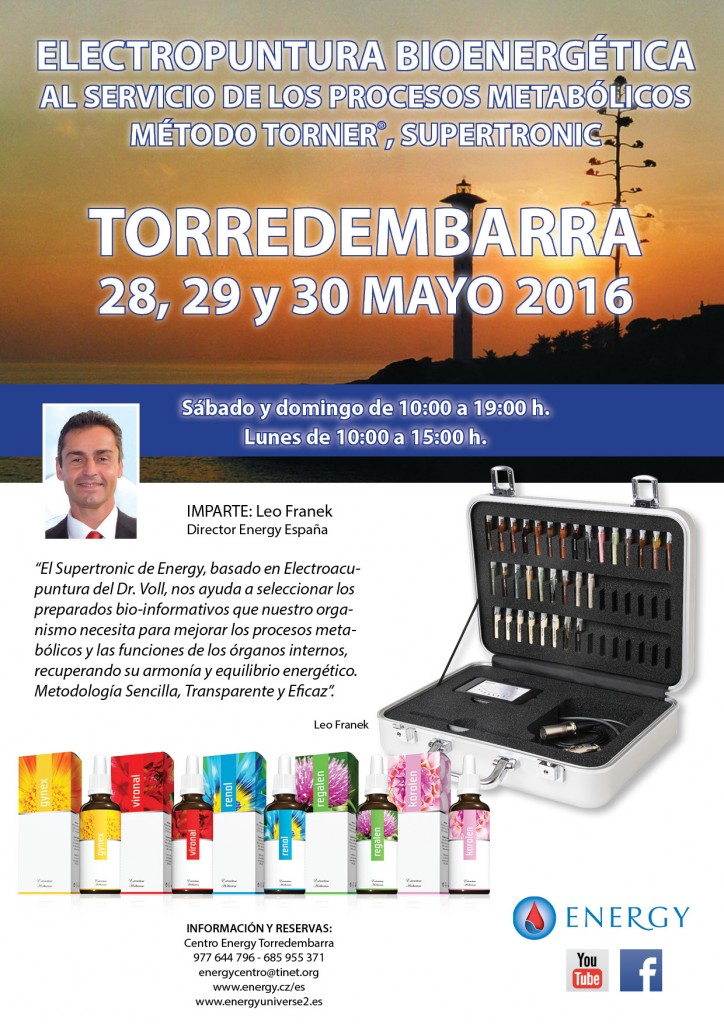 Seminario 28 29 y 30 de Mayo 2016 Torredembarra