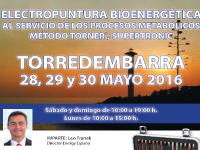 Seminario Energy: Torredembarra (28, 29 y 30 mayo)