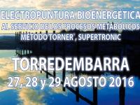 Seminario Energy – Torredembarra 27, 28 y 29 de agosto