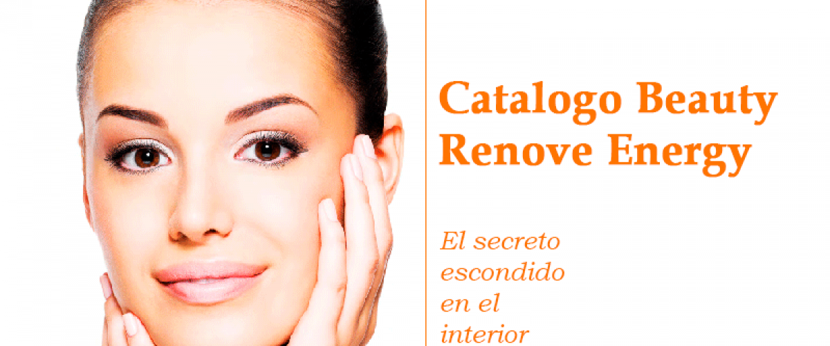 Catalogo Beauty Renove Energy