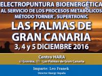 Seminario Energy – Las Palmas, 3, 4 y 5 diciembre