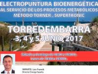 Seminario Energy – Torredembarra 3, 4 y 5 de junio de 2017