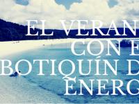 El verano con el botiquín de Energy