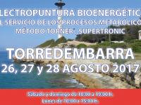 Seminario Energy – Torredembarra 26, 27 y 28 agosto