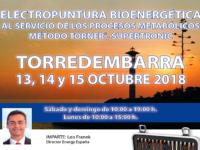 Seminario Energy: Torredembarra 13, 14 y 15 de octubre 2018