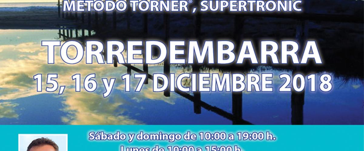 Seminario Energy en Torredembarra, los días 15, 16 y 17 diciembre 2018