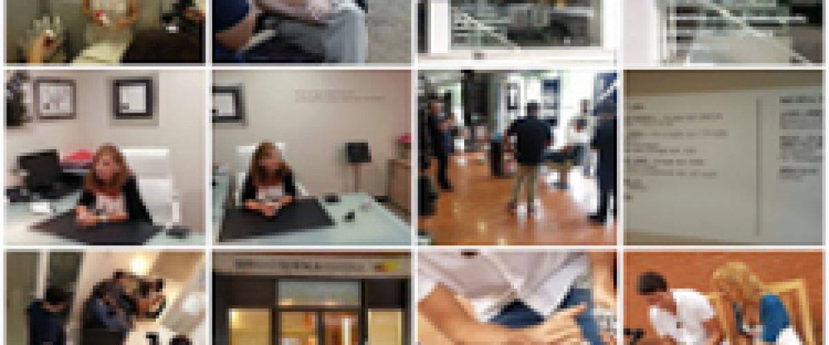 Días de grabación de testimonios Energy | Barcelona