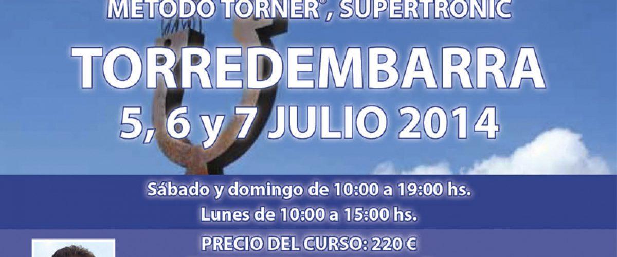 Seminario Electropuntura Bioenergética (Torredembara 5-6-7 de julio)