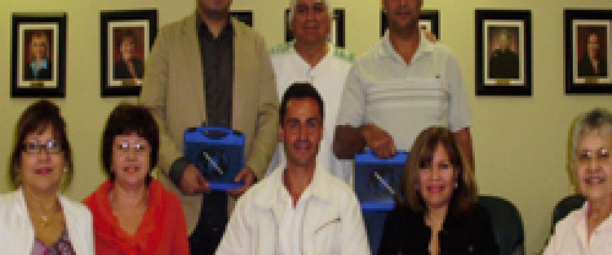 Primer Seminario Latino Americano para profesionales de la salud