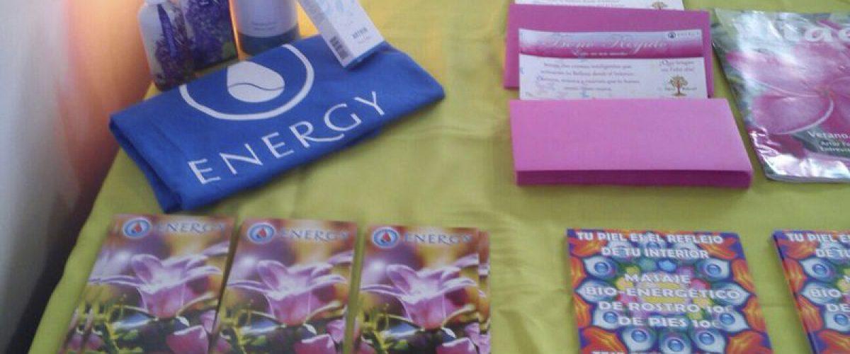 Energy presente en la Feria Internacional de Muestras de Asturias 2014