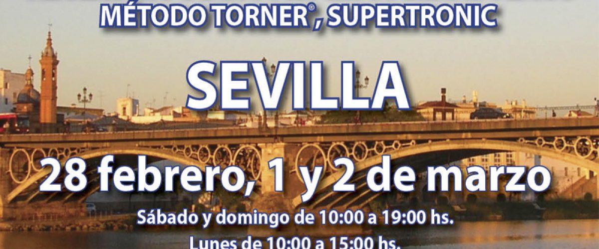 Seminario Electropuntura Bioenergética (Sevilla, 28 de febrero, 1 y 2 de marzo)