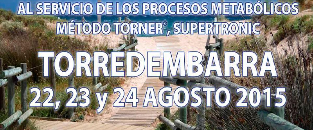Seminario Energy (Torredembarra 22, 23 y 24 de agosto)
