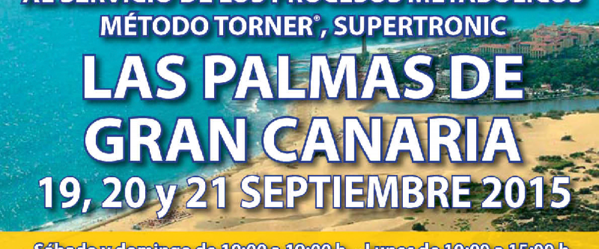 Seminario Energy (Las Palmas. 19, 20 y 21 de septiembre)