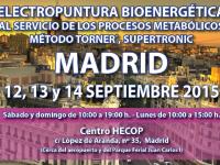 Seminario Energy (Madrid 12, 13 y 14 de septiembre)