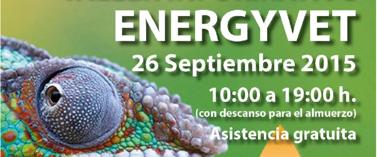 Taller informativo Energyvet, 26 de septiembre