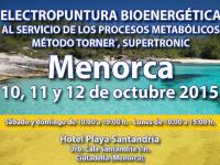 Seminario Energy (Menorca, 10, 11 y 12 de octubre)