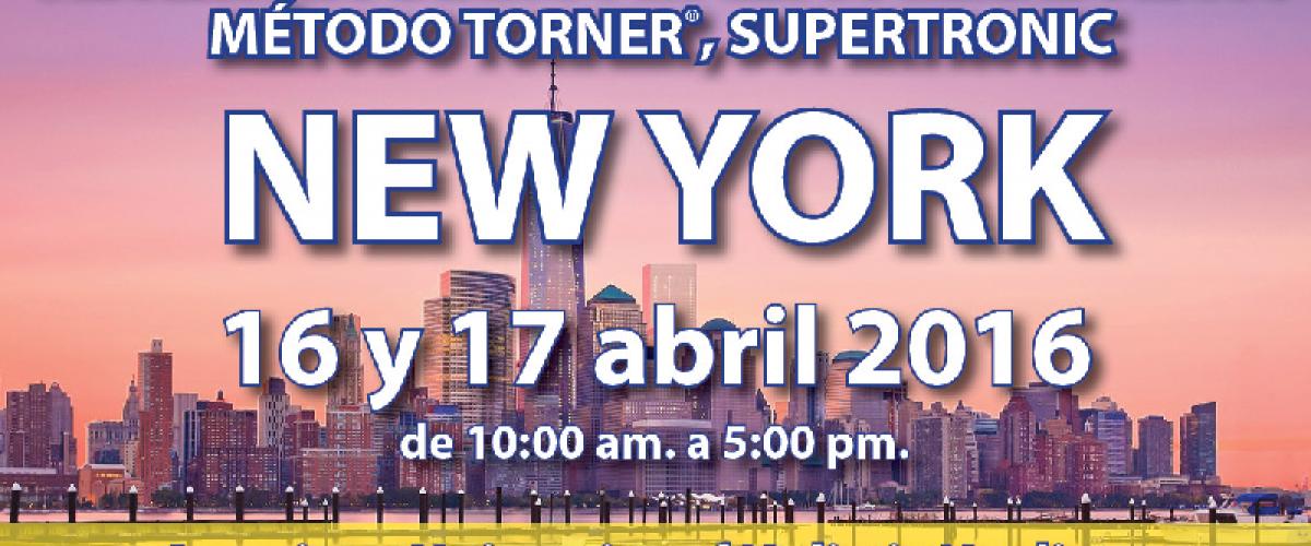 Seminario Energy, New York (16 y 17 abril)
