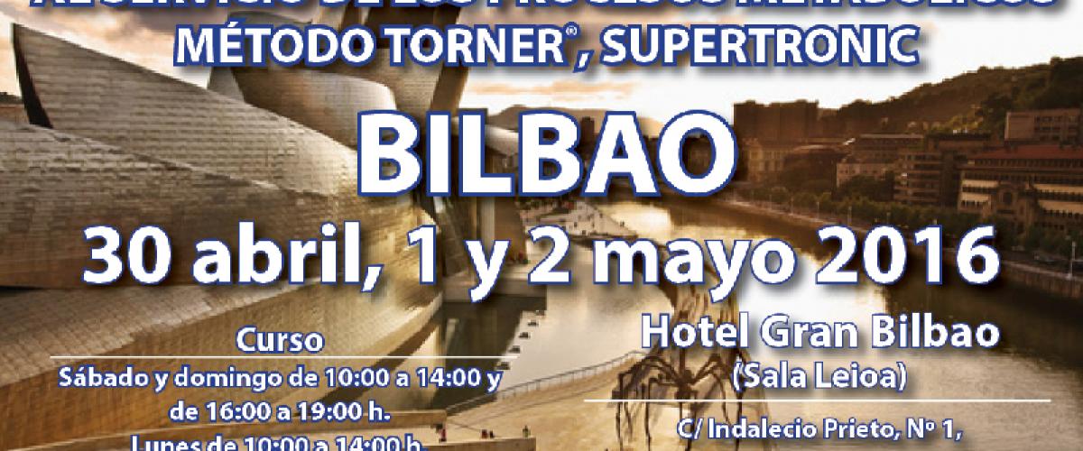 Seminario Energy (Bilbao 30 abril, 1 y 2 de mayo)