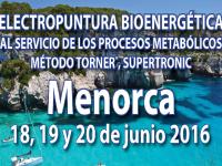 Seminario Energy – Menorca 18, 19 y 20 junio