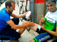 ¡Orgullosos del equipo ciclista ŠKODA Autodalser-Energy!