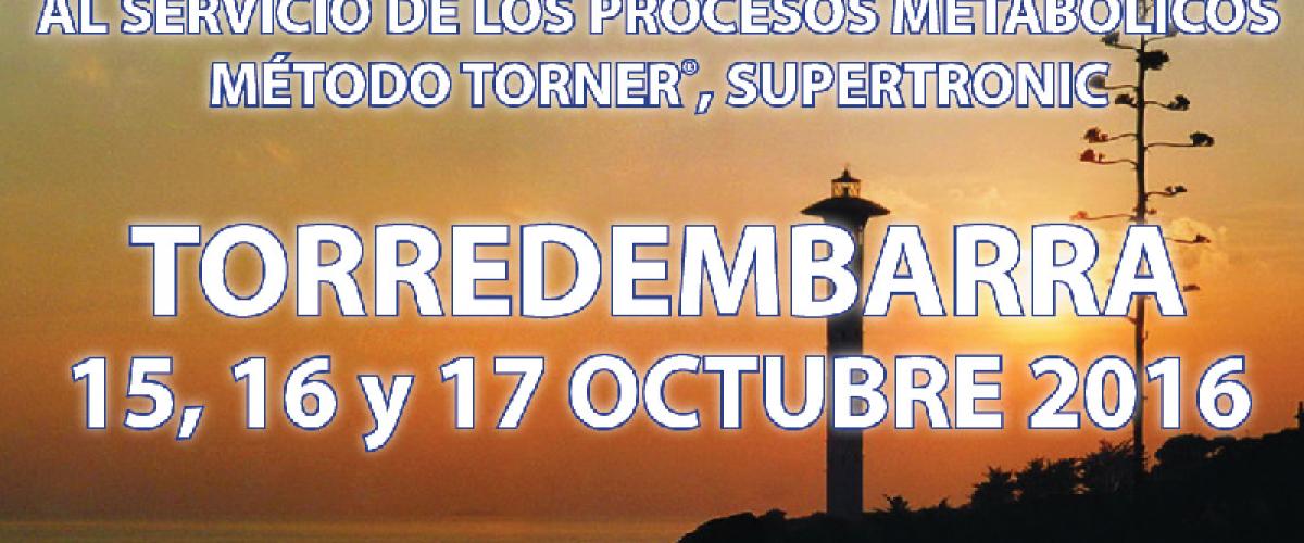 Seminario Energy – Torredembarra, 15, 16 y 17 de octubre