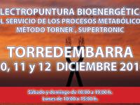 Seminario Energy – Torredembarra 10, 11 y 12 diciembre