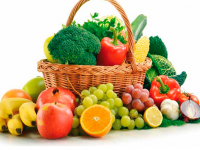 Abecedario de las vitaminas