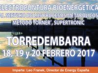 Seminario Energy – Torredembarra 18, 19 y 20 de febrero
