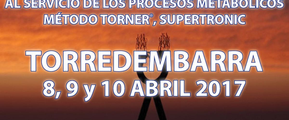 Seminario Energy – Torredembarra 8, 9 y 10 de abril