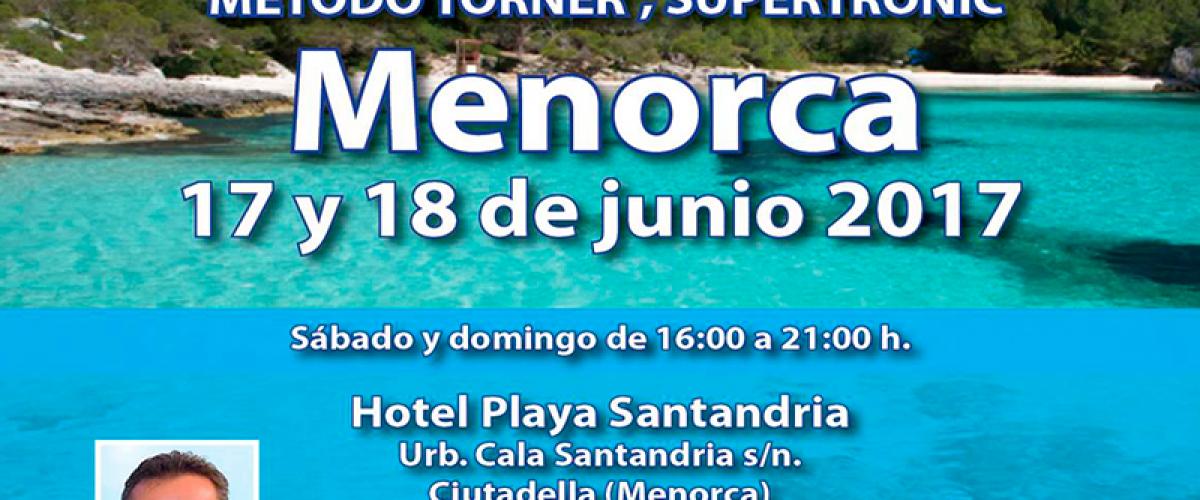Seminario Energy – Menorca 17 y 18 de junio 2017