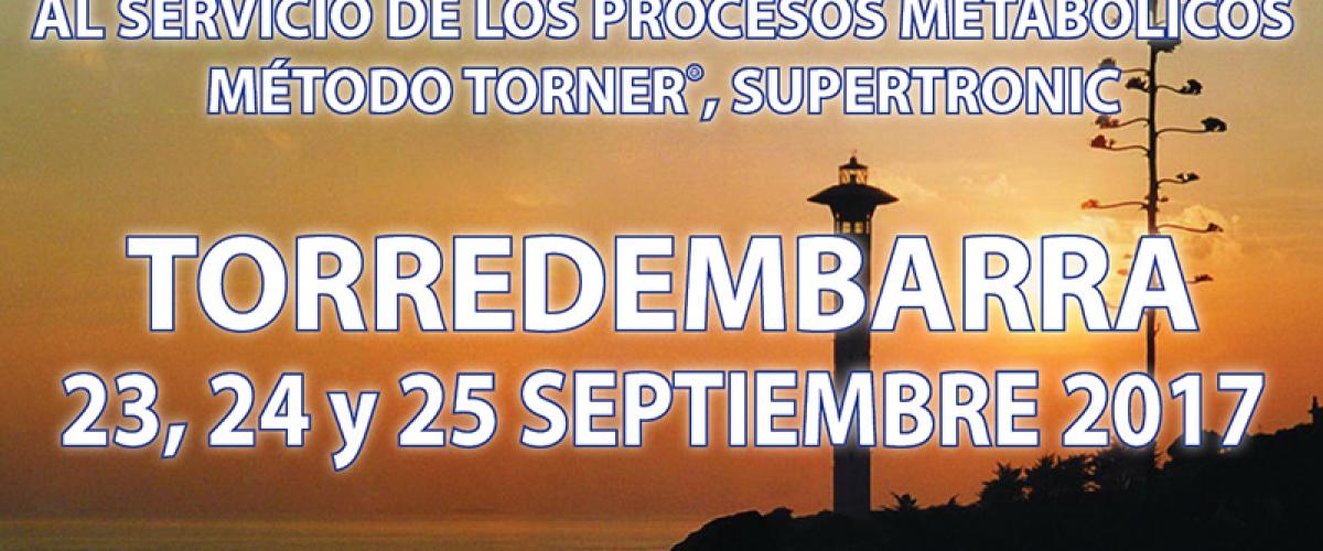Seminario Energy – Torredembarra 23, 24 y 25 septiembre
