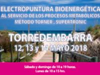 Seminario Energy – Torredembarra -12, 13 y 14 mayo