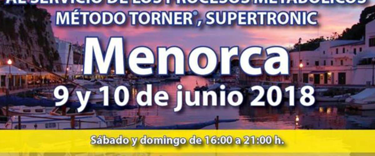 Seminario Energy: Menorca – 9 y 10 de junio 2018
