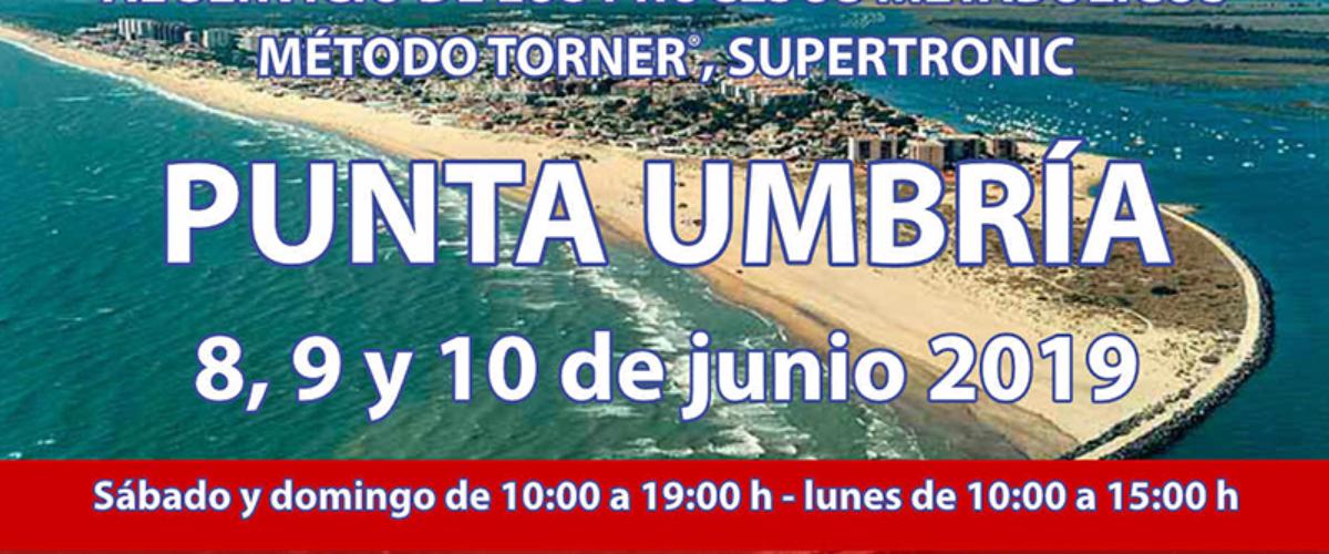 Taller Método Torner, Supertronic en Huelva – 8, 9 y 10 junio