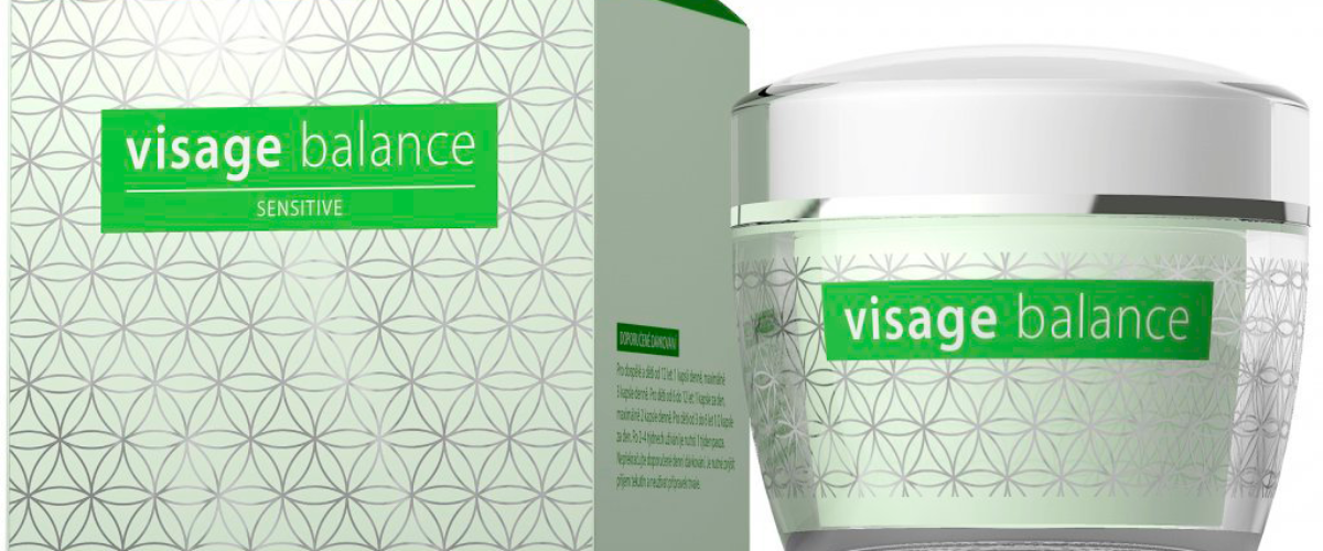 Visage Balance: Mascarilla con efectos calmantes