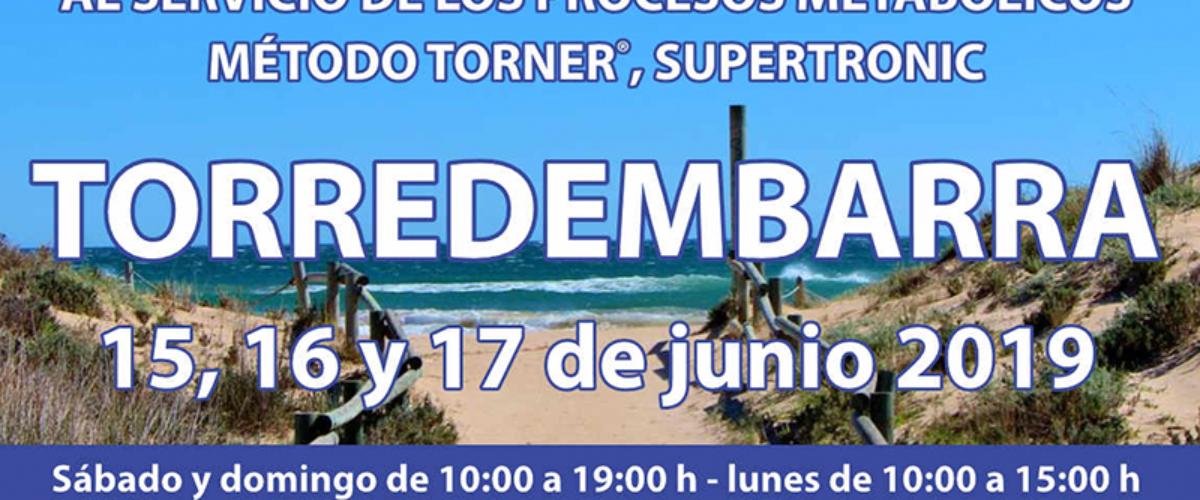 Seminario Energy: Torredembarra, 15, 16 y 17 junio 2019