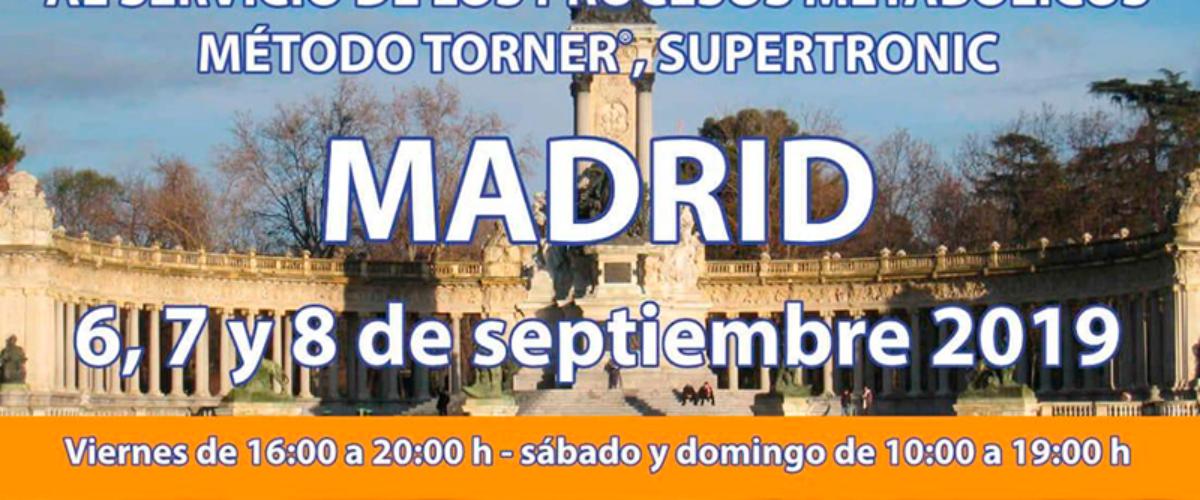 Seminario Energy en Madrid: 6,7 y 8 septiembre 2019