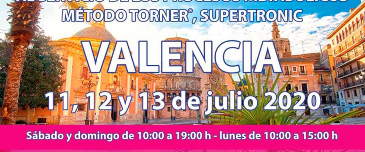 Seminario Energy en Valencia: 11, 12 y 13 julio 2020