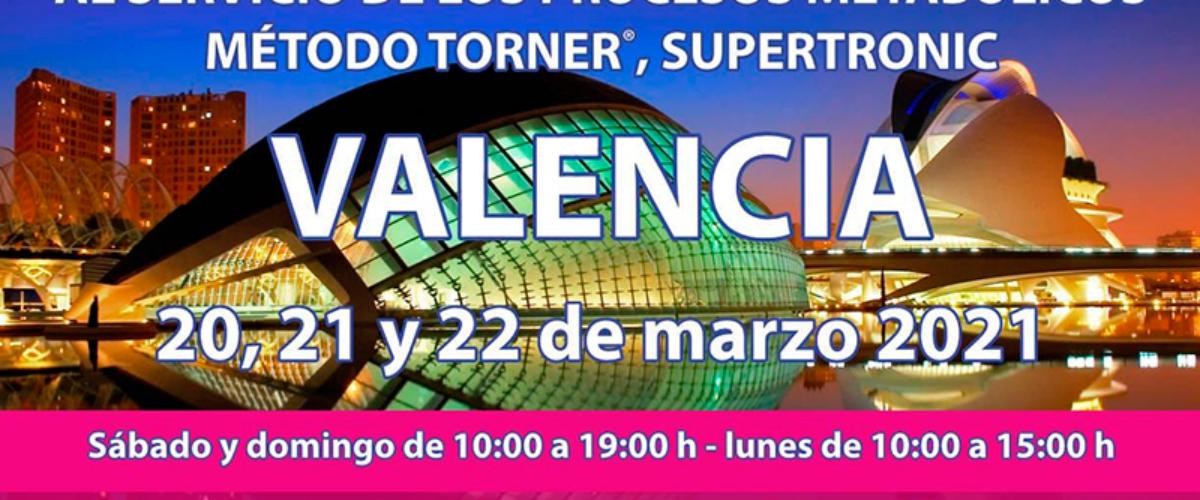Seminario Energy en Valencia: 20, 21 y 22 marzo 2021