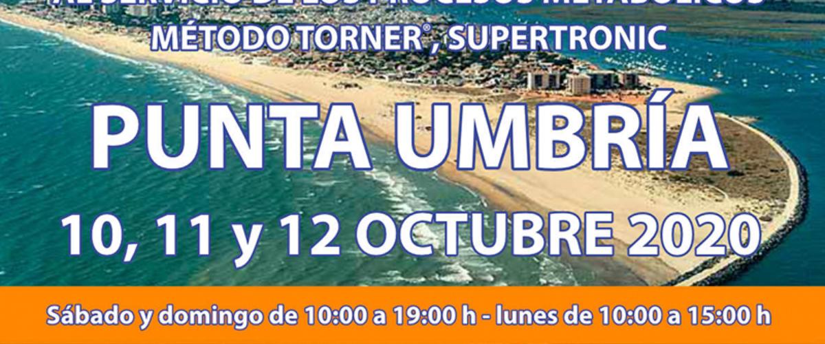 Seminario Energy en Punta Umbría: 10, 11 y 12 octubre 2020
