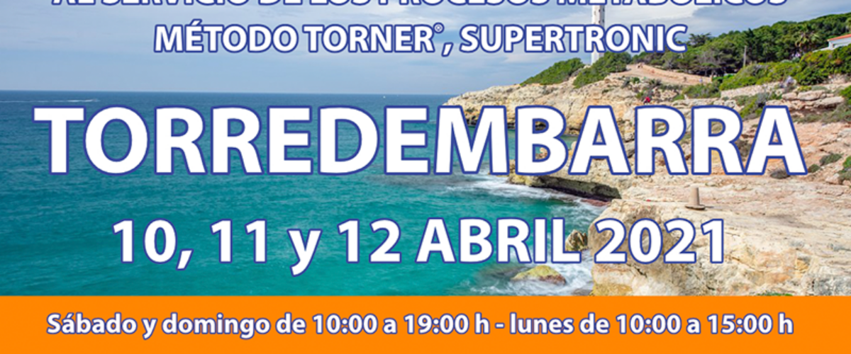 Seminario Energy en Torredembarra: 10, 11 y 12 abril 2021
