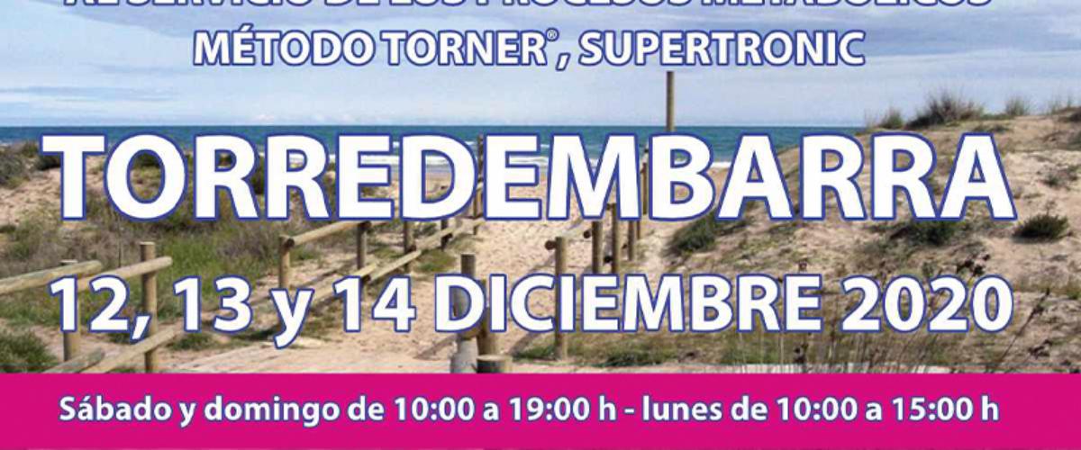 Seminario Energy en Torredembarra: 12,13 y 14 diciembre 2020