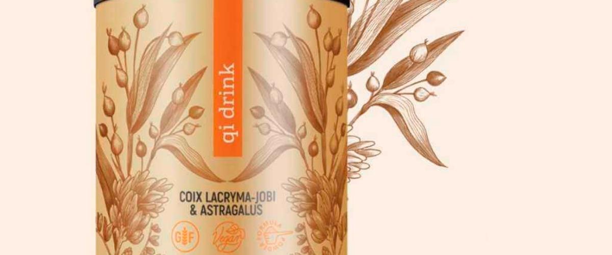 Qi drink: Un nuevo ritual por las mañanas